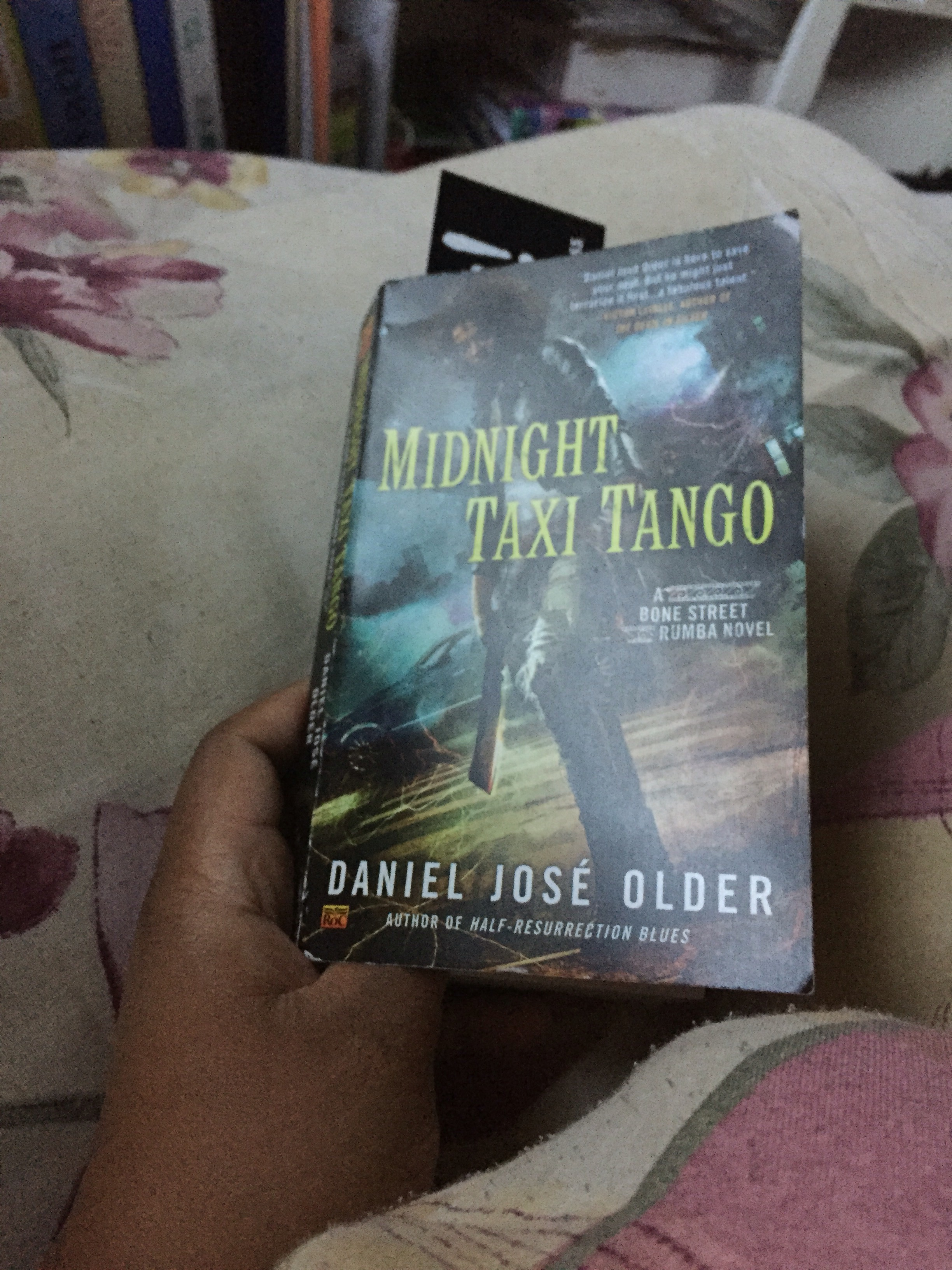 Cover of Midnight Taxi Tango
